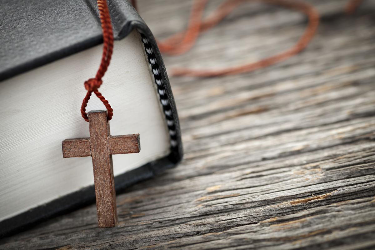 Как стать христианином?