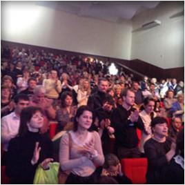 В Сочи прошел евангелизационный концерт солистки Boney M
