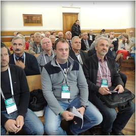 """Открытие конференция """"Церковь, влияющая на общество"""", Санкт-Петербург"""